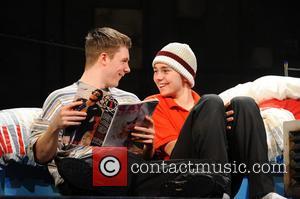 Beautiful Thing, Danny Boy Hatchard and Jake Davies