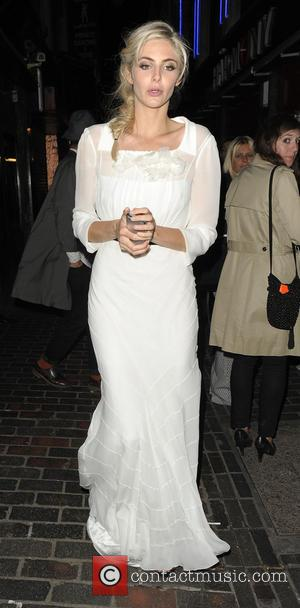 Tamsin Egerton - U.K. film premiere 'The Look of Love' afterparty at The Box Club - London, United Kingdom -...