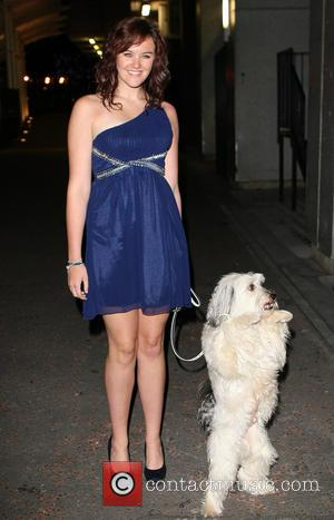 Ashley and Pudsey