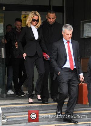 Time For A Chauffeur? Sarah Harding Disqualified From Driving For Mobile Phone Offence