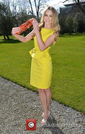 Sarah Morrissey - Prelude to Taste of Dublin 2013 (June 13-16) at The Iveagh Gardens - Dublin, Ireland - Tuesday...