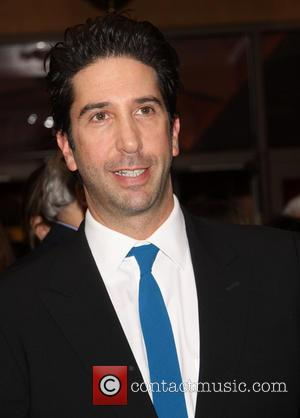 David Schwimmer - Opening night of 'The Big Knife' at the American Airlines Theatre-Arrivals. - New York City, New York...