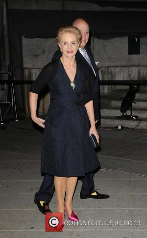 Carolina Herrera - 2013 Tribeca Film Festival- Vanity Fair Party- Arrivals - New York City, New York, United States -...