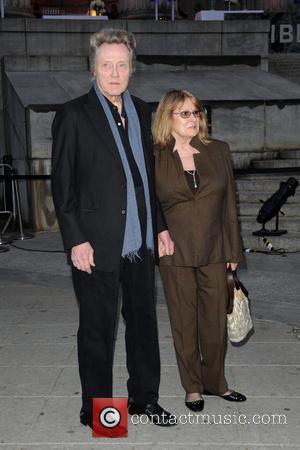 Christopher Walken - 2013 Tribeca Film Festival- Vanity Fair Party- Arrivals - New York City, New York, United States -...
