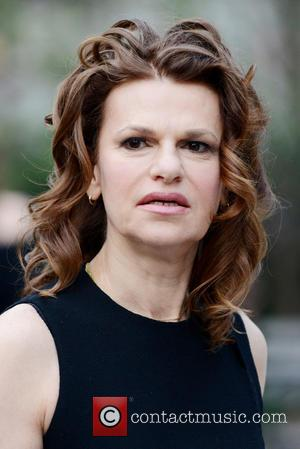 Sandra Bernhard - 2013 Tribeca Film Festival- Vanity Fair Party- Arrivals - New York City, NY, United States - Tuesday...