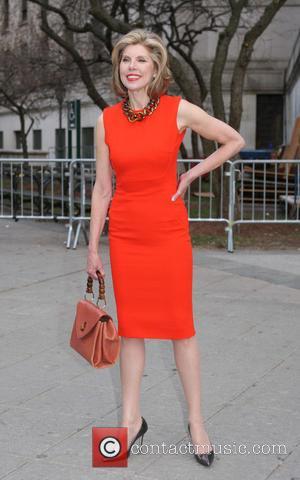 Christine Baranski - 2013 Tribeca Film Festival- Vanity Fair Party- Arrivals - New York City, NY, United States - Tuesday...