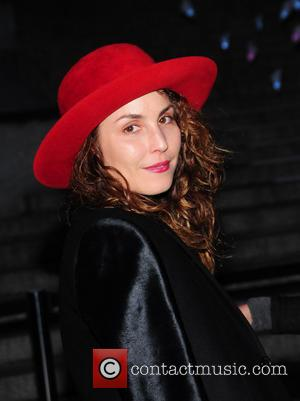 Noomi Rapace - 2013 Tribeca Film Festival- Vanity Fair Party- Arrivals - New York City, NY, United States - Tuesday...