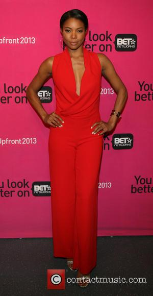 Gabrielle Union - BET Networks 2013 Upfront