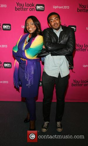 Sheryl Lee Ralph and Etienne Maurice - BET Networks 2013 New York Upfront held at Jazz at Lincoln Center -...