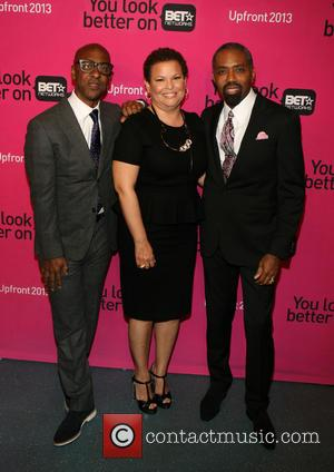 Stephen Hill, Debra Lee and Louis Carr