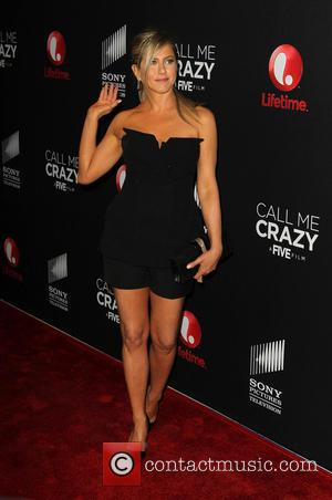 Jennifer Aniston - World premiere of the Lifetime Original movie event
