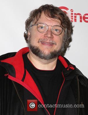 Guillermo del Toro - CinemaCon 2013 - Day 2 - 'Pacific Riml' at The Colosseum, Caesars Palace - Las Vegas,...