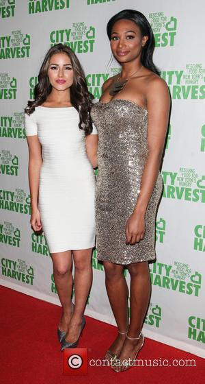 Olivia Culpo and Nana Meriwether