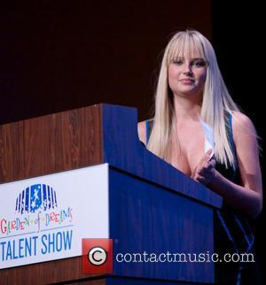 Genevieve Morton - 2013 Garden of Dreams Foundation Talent Show at Radio City Music Hall - onstage - New York,...