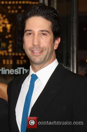 David Schwimmer - Opening night of THE BIG KNIFE at the American Airlines Theatre - Arrivals - New York, NY,...