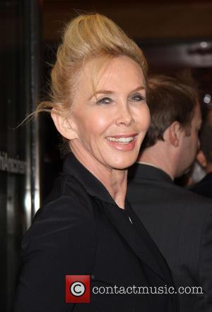 Trudie Styler - Opening night of THE BIG KNIFE at the American Airlines Theatre - Arrivals - New York, NY,...
