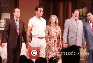 Joey Slotnick, Bobby Cannavale, Marin Ireland, Richard Kind and Reg Rogers