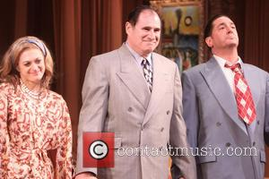 Marin Ireland, Richard Kind and Reg Rogers
