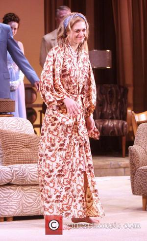 Marin Ireland - The opening night curtain call for 'The Big Knife' at the American Airlines Theatre - New York...