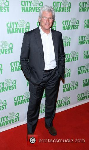 Richard Gere - The 19th Annual City Harvest An Evening Of Practical Magic at Cipriani 42nd Street -  Arrivals...