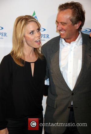 Cheryl Hines and Robert Kennedy Jr - 2013 Riverkeeper's Fishermen's Ball at Pier 60 - New York City, United States...