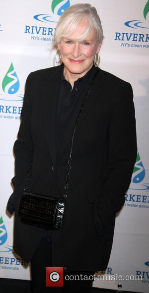 Glenn Close - 2013 Riverkeeper's Fishermen's Ball at Pier 60 - New York City, United States - Tuesday 16th April...