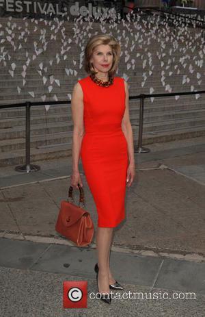 Christine Baranski - 2013 Tribeca Film Festival- Vanity Fair Party- Arrivals - New York City, NY, United States - Wednesday...