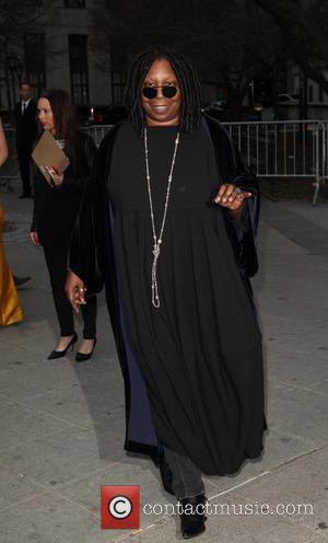 Whoopi Goldberg - 2013 Tribeca Film Festival- Vanity Fair Party- Arrivals - New York City, NY, United States - Wednesday...