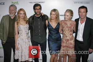 Clancy Brown, Heather Graham, Director Ramin Bahrani, Kim Dickens, Maika Monroe and Dennis Quaid