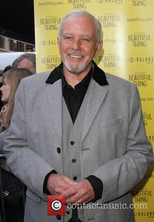 David Essex - 'Beautiful Thing' Press Night at The Arts Theatre - Arrivals - London, United Kingdom - Wednesday 17th...