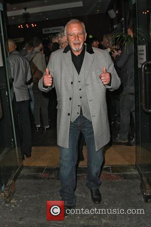 David Essex - 'Beautiful Thing' Press Night at The Arts Theatre - Departures - London, United Kingdom - Wednesday 17th...