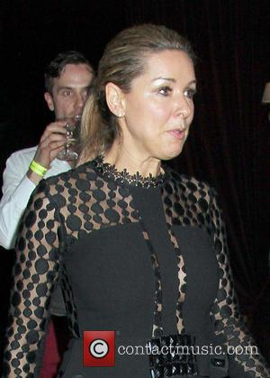 Claire Sweeney - Beautiful Thing Press Night After Party at Salvador and Amanda - London, United Kingdom - Wednesday 17th...