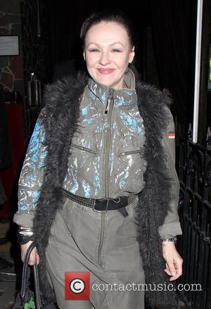Frances Barber - Beautiful Thing Press Night After Party at Salvador and Amanda - London, United Kingdom - Wednesday 17th...