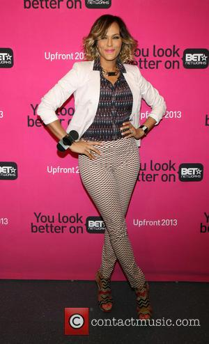 Nicole Ari Parker - BET Networks 2013 New York Upfront held at Jazz at Lincoln Center - New York, NY,...