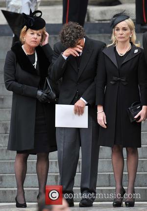 Carol Thatcher, Marco Grass and Sarah Thatcher