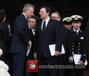 Former Prime Minister and Tony Blair