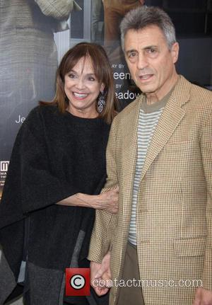 Valerie Harper and Tony Cacciotti - Opening night of 'The Assembled Parties' held at the Samuel J. Friedman Theatre-Arrivals. -...