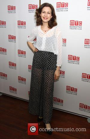 Jessica Hecht - Opening night after party for 'The Assembled Parties' held at the Samuel J. Friedman Theatre - New...
