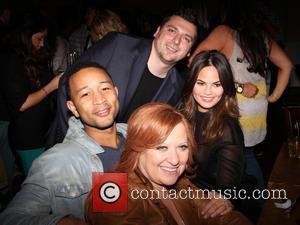 John Legend, Caroline Manzo