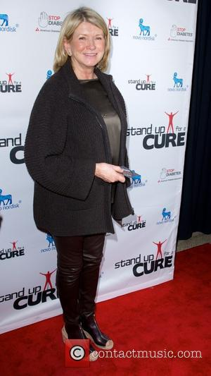 Martha Stewart - 'Stand Up For A Cure' event at...