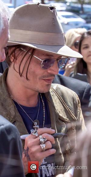 Johnny Depp - The Lone Ranger