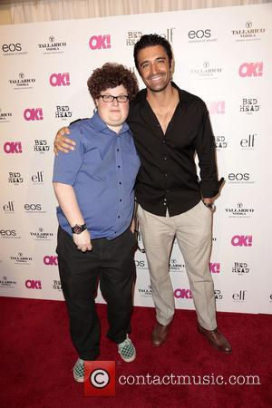 Jesse Heiman and Gilles Marini - Celebrities attend OK! Magazine's SO SEXY event at Skybar at The Mondrian Hotel -...