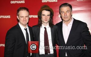 Ben Foster, Tom Sturridge and Alec Baldwin