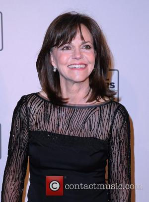 Sally Field - Sally Field Presents the 2013 'Pioneer of The Year' Award to Kathleen Kennedy at CinemaCon Las Vegas...