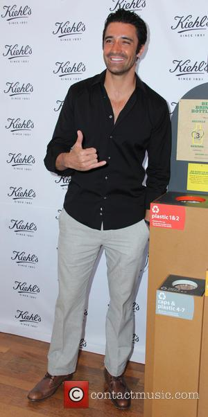 Gilles Marini - Kiehl's Launches Environmental Partnership benefiting Recycle Across America - Santa Monica, California, United States - Wednesday 17th...