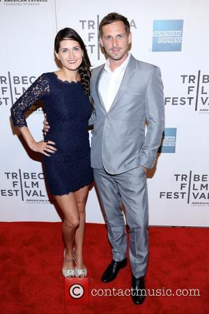 Jessica Lucas and Josh Lucas - 'Mistaken For Strangers' Opening Night Premiere during the 2013 Tribeca Film Festival - New...