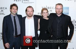 Matt Berninger and Tom Berninger - 'Mistaken For Strangers' Opening Night Premiere during the 2013 Tribeca Film Festival - New...