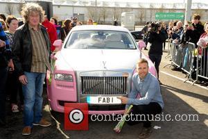 James May and Gary Barlow
