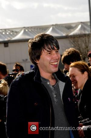 Professor Brian Cox - Chris Evans, Gary Barlow, James May and Professor Brian Cox launch FAB1 Million by driving from...