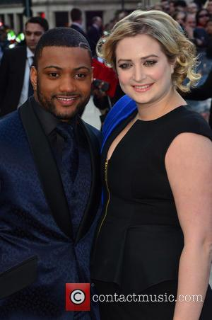 Jonathan Gill, JB Gill and Chloe Tangney - Iron Man 3 UK premiere held at the Odeon Leicester Square -...